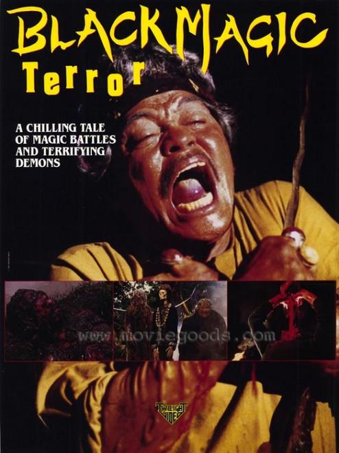 Black Magic Terror Movie Poster Print (27 x 40) - Item # MOVGF9312