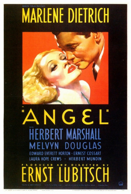 Angel Movie Poster Print (27 x 40) - Item # MOVIF6176
