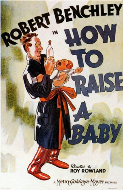 How to Raise a Baby Movie Poster (11 x 17) - Item # MOV208485