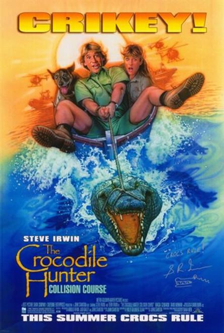 The Crocodile Hunter Collision Course Movie Poster (11 x 17) - Item # MOV233488