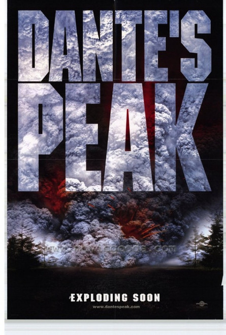 Dante's Peak Movie Poster Print (27 x 40) - Item # MOVCH6350