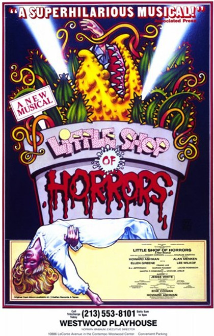 Little Shop of Horrors (Musical) Movie Poster (11 x 17) - Item # MOV250259