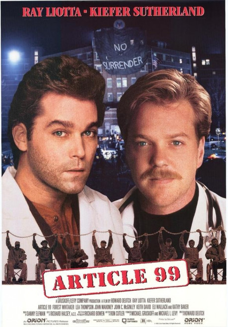 Article 99 Movie Poster Print (27 x 40) - Item # MOVCH0681