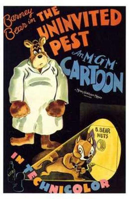 The Uninvited Pest Movie Poster (11 x 17) - Item # MOV198038