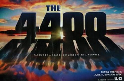 The 4400 Movie Poster (17 x 11) - Item # MOV371504