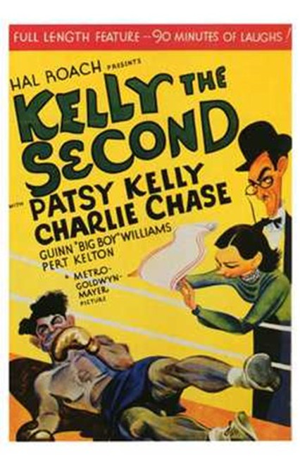 Kelly the Second Movie Poster (11 x 17) - Item # MOV196897