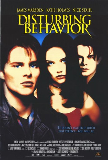 Disturbing Behavior Movie Poster (11 x 17) - Item # MOV232420