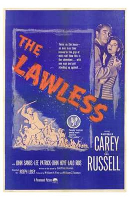The Lawless Movie Poster (11 x 17) - Item # MOV228253