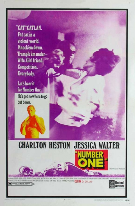 Number One Movie Poster Print (27 x 40) - Item # MOVCJ0318