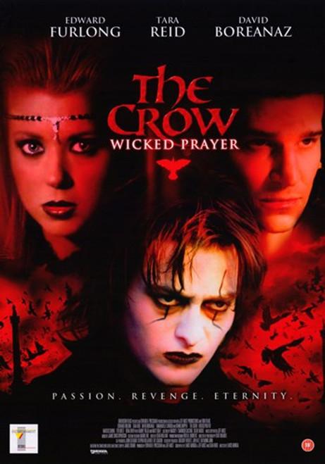 The Crow Wicked Prayer Movie Poster (11 x 17) - Item # MOV344592