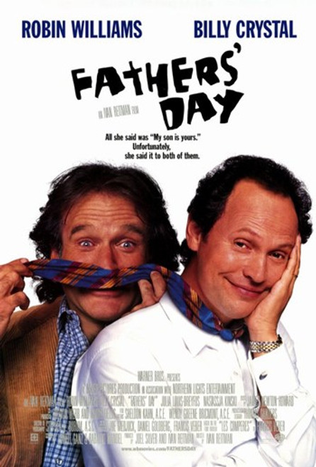 Father's Day Movie Poster (11 x 17) - Item # MOV232998