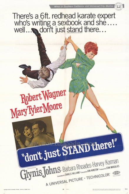 Dont Just Stand There Movie Poster Print (27 x 40) - Item # MOVCH8287