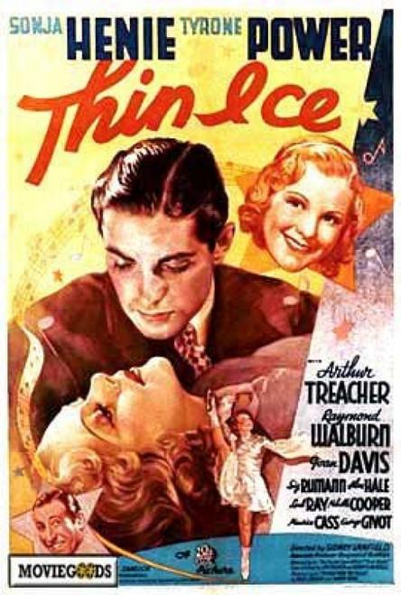 Thin Ice Movie Poster Print (27 x 40) - Item # MOVEH1608