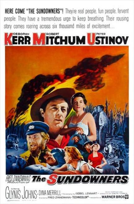 The Sundowners Movie Poster Print (27 x 40) - Item # MOVEJ3239