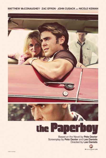 The Paperboy Movie Poster Print (27 x 40) - Item # MOVIB63405