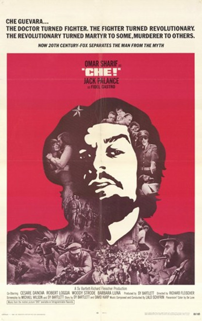 Che Movie Poster (11 x 17) - Item # MOV255116