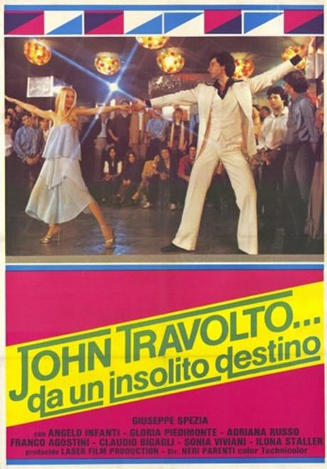 John Travolto da un insolito destino Movie Poster (11 x 17) - Item # MOV228217