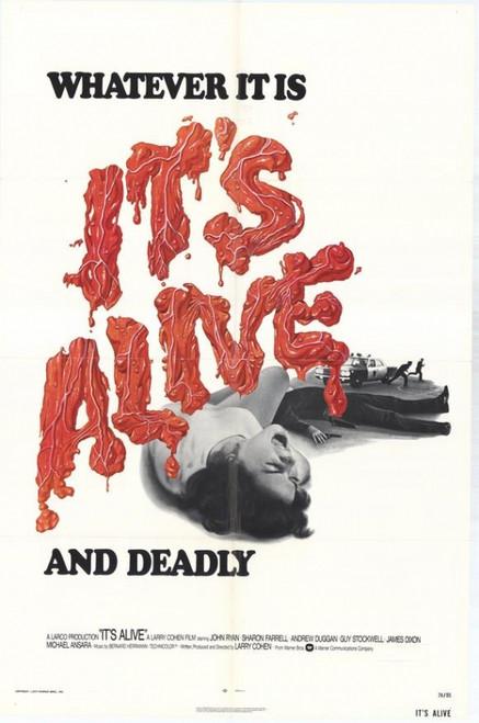 It's Alive Movie Poster Print (27 x 40) - Item # MOVGF0393