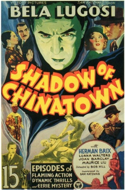 Shadow of Chinatown Movie Poster (11 x 17) - Item # MOV202719
