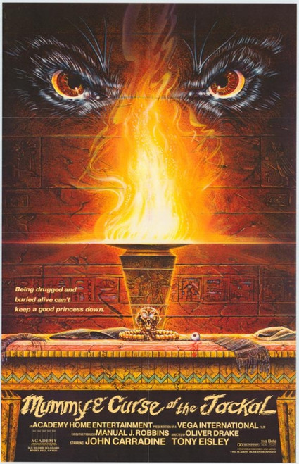 Mummy and the Curse of the Jackal Movie Poster Print (27 x 40) - Item # MOVCG4998