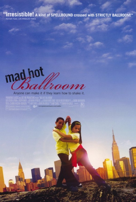 Mad Hot Ballroom Movie Poster Print (27 x 40) - Item # MOVEF9277