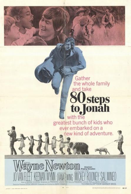 80 Steps to Jonah Movie Poster Print (27 x 40) - Item # MOVGH4303