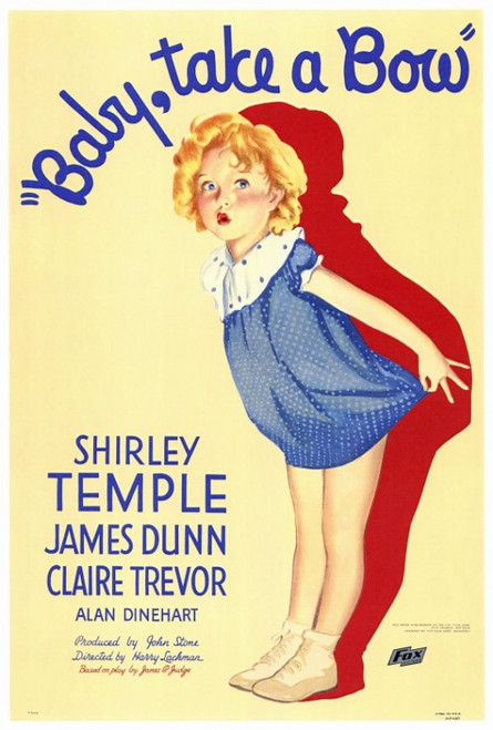 Baby, Take a Bow Movie Poster Print (27 x 40) - Item # MOVEF5173