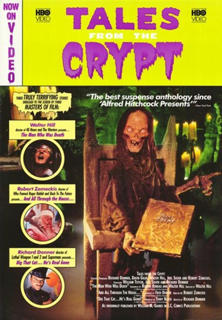 Tales From the Crypt Movie Poster (11 x 17) - Item # MOV299573