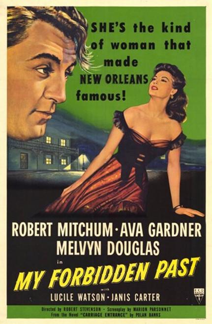 My Forbidden Past Movie Poster (11 x 17) - Item # MOV254135