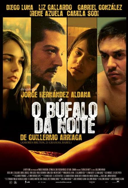 The Night Buffalo Movie Poster (11 x 17) - Item # MOV414965