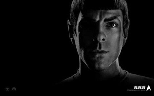 Star Trek XI - style O Movie Poster (17 x 11) - Item # MOV453491