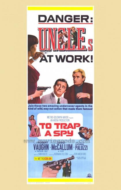 To Trap a Spy Movie Poster Print (27 x 40) - Item # MOVIH0670