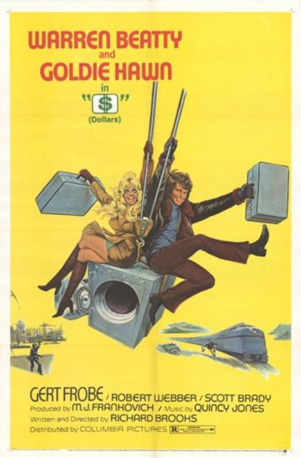 Dollars Movie Poster (11 x 17) - Item # MOV209001