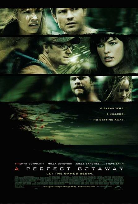 A Perfect Getaway Movie Poster Print (27 x 40) - Item # MOVEJ7891