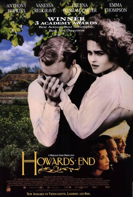 Howards End Movie Poster Print (27 x 40) - Item # MOVCF0321