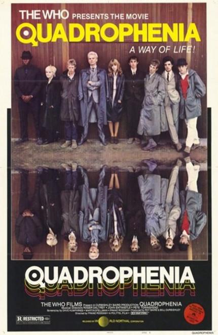 Quadrophenia Movie Poster (11 x 17) - Item # MOV193434