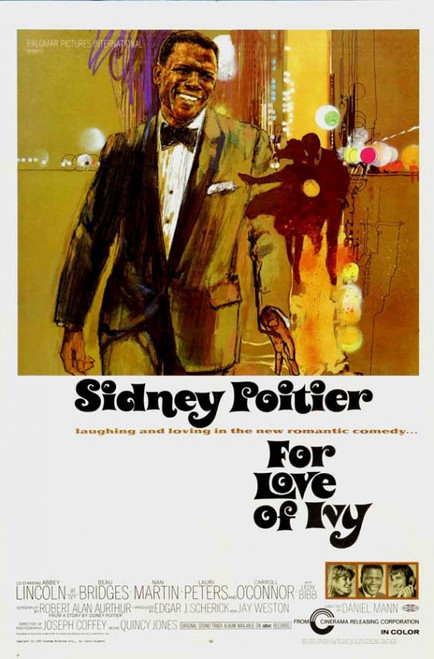 For Love of Ivy Movie Poster Print (27 x 40) - Item # MOVEH2274