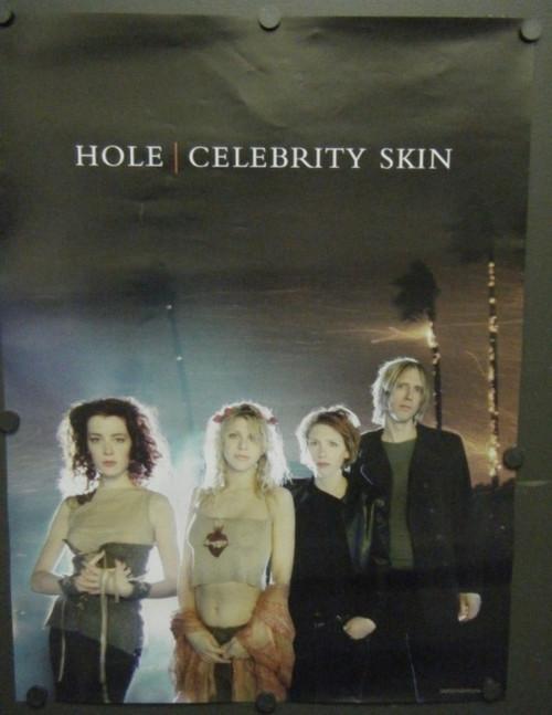 Hole Celebrity Skin Poster - Item # RAR9992660