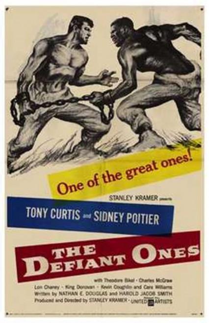 Defiant Ones Movie Poster (11 x 17) - Item # MOV207129