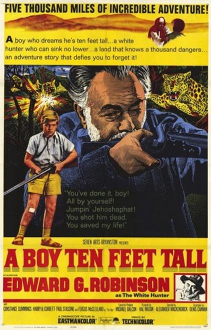 A Boy Ten Feet Tall Movie Poster (11 x 17) - Item # MOV235422