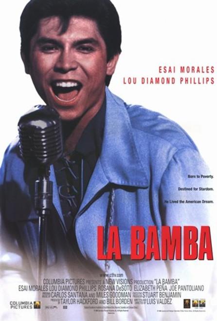 La Bamba Movie Poster (11 x 17) - Item # MOV232349