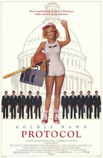 Protocol Movie Poster (11 x 17) - Item # MOV248378