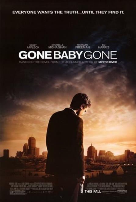 Gone Baby Gone Movie Poster (11 x 17) - Item # MOV403916