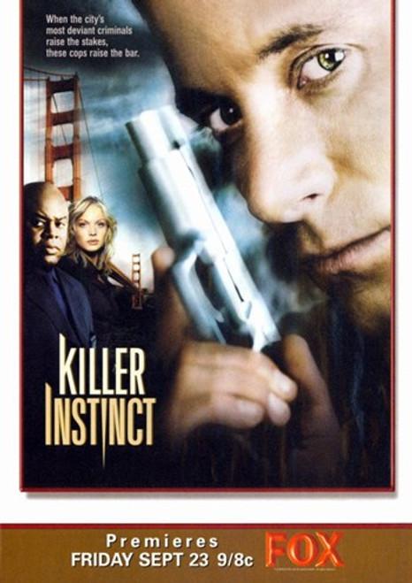 Killer Instinct Movie Poster (11 x 17) - Item # MOV293546