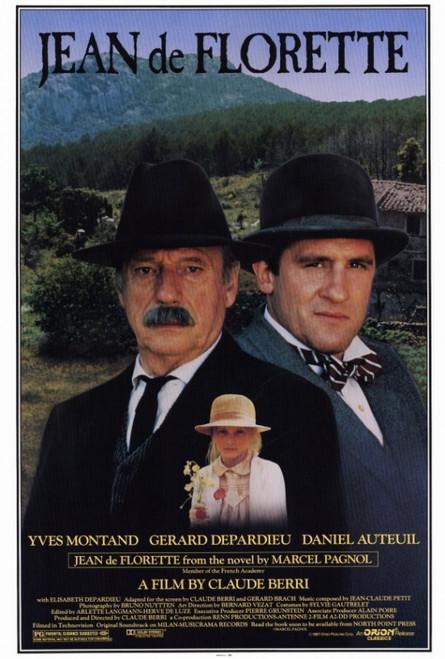 Jean de Florette Movie Poster Print (27 x 40) - Item # MOVIF6438