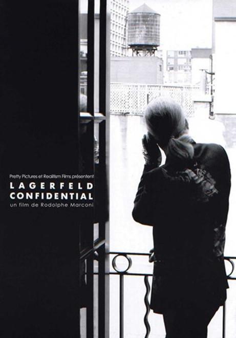 Lagerfeld Confidential Movie Poster (11 x 17) - Item # MOV417280