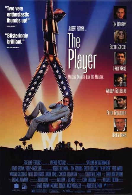 The Player Movie Poster Print (27 x 40) - Item # MOVGF9314
