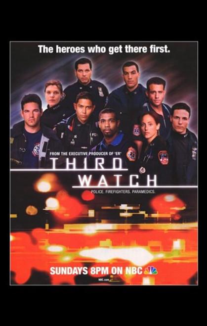 Third Watch Movie Poster (11 x 17) - Item # MOV258195