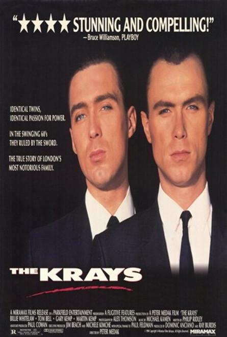 The Krays Movie Poster (11 x 17) - Item # MOV193096
