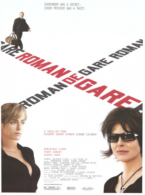 Roman De Gare Movie Poster Print (27 x 40) - Item # MOVEI7215